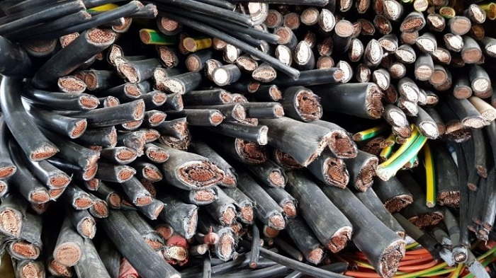 thu mua dây điện cũ tận nơi
