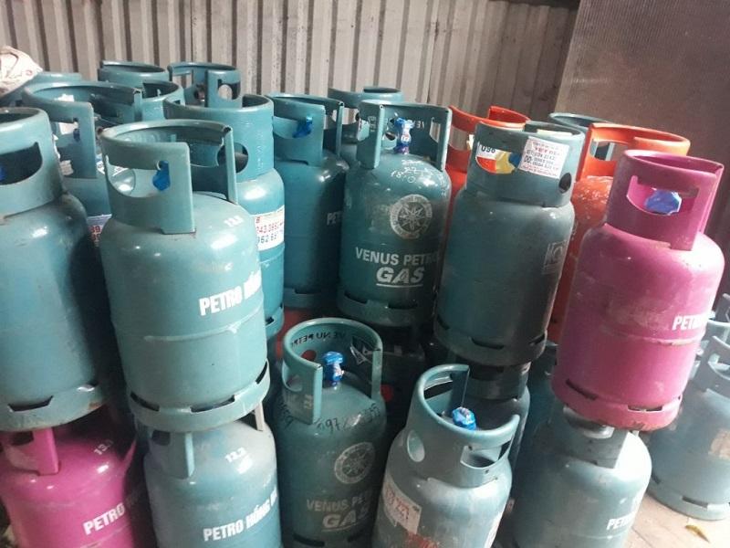 cơ sở mua bán vỏ gas cũ