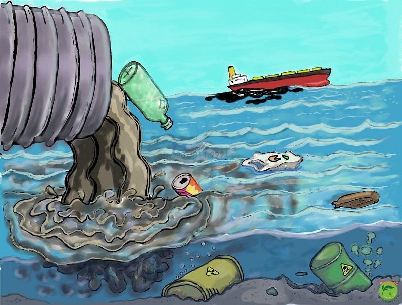ô nhiễm môi trường là gì
