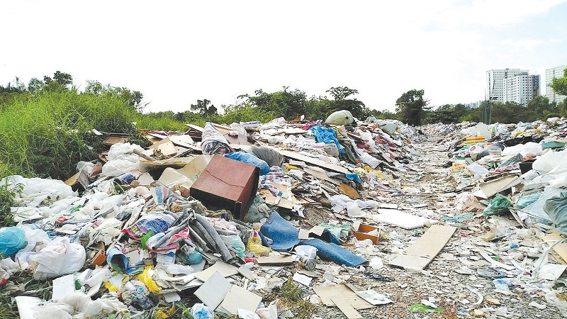 tác hại của rác thải sinh hoạt