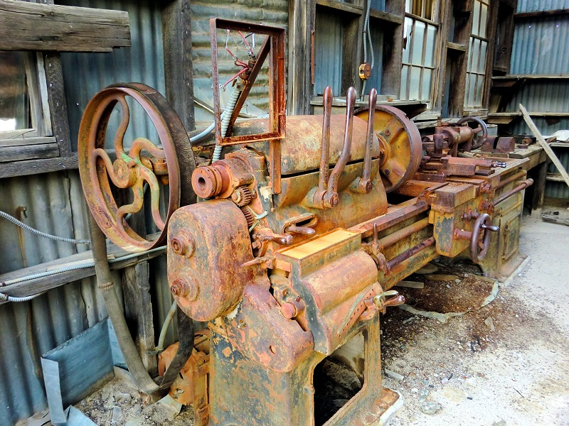 giá thu mua máy móc cũ